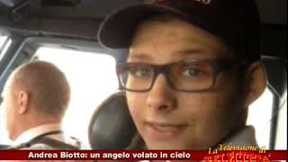 Andrea Biotto: un angelo volato in cielo