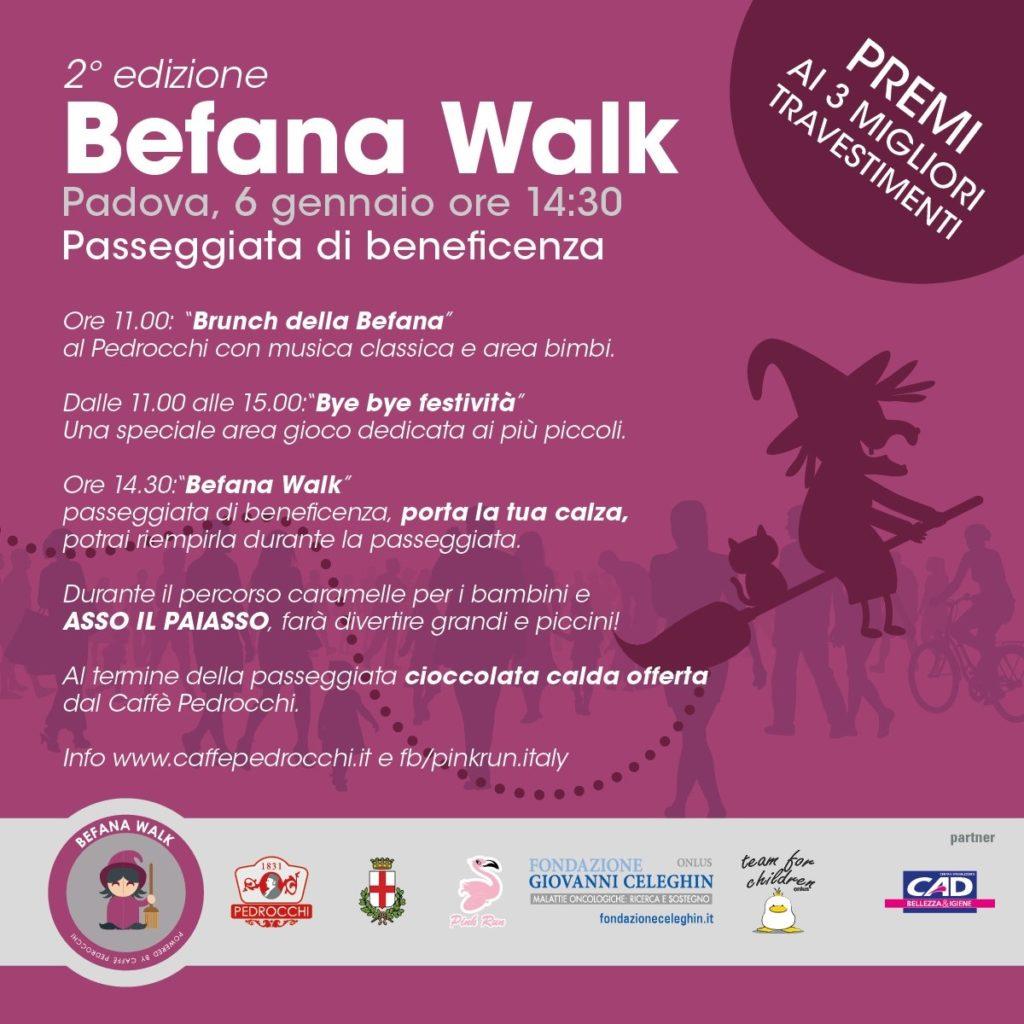 BEFANA WALK 2016 – SECONDA EDIZIONE