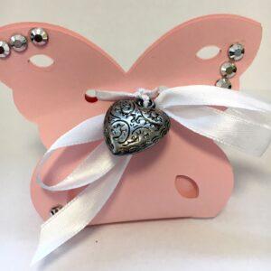 Farfalla Cartoncino Colorato