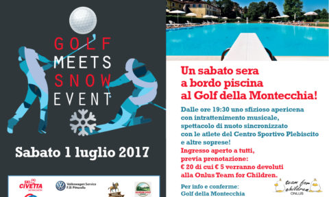 Golf meets Snow Event
