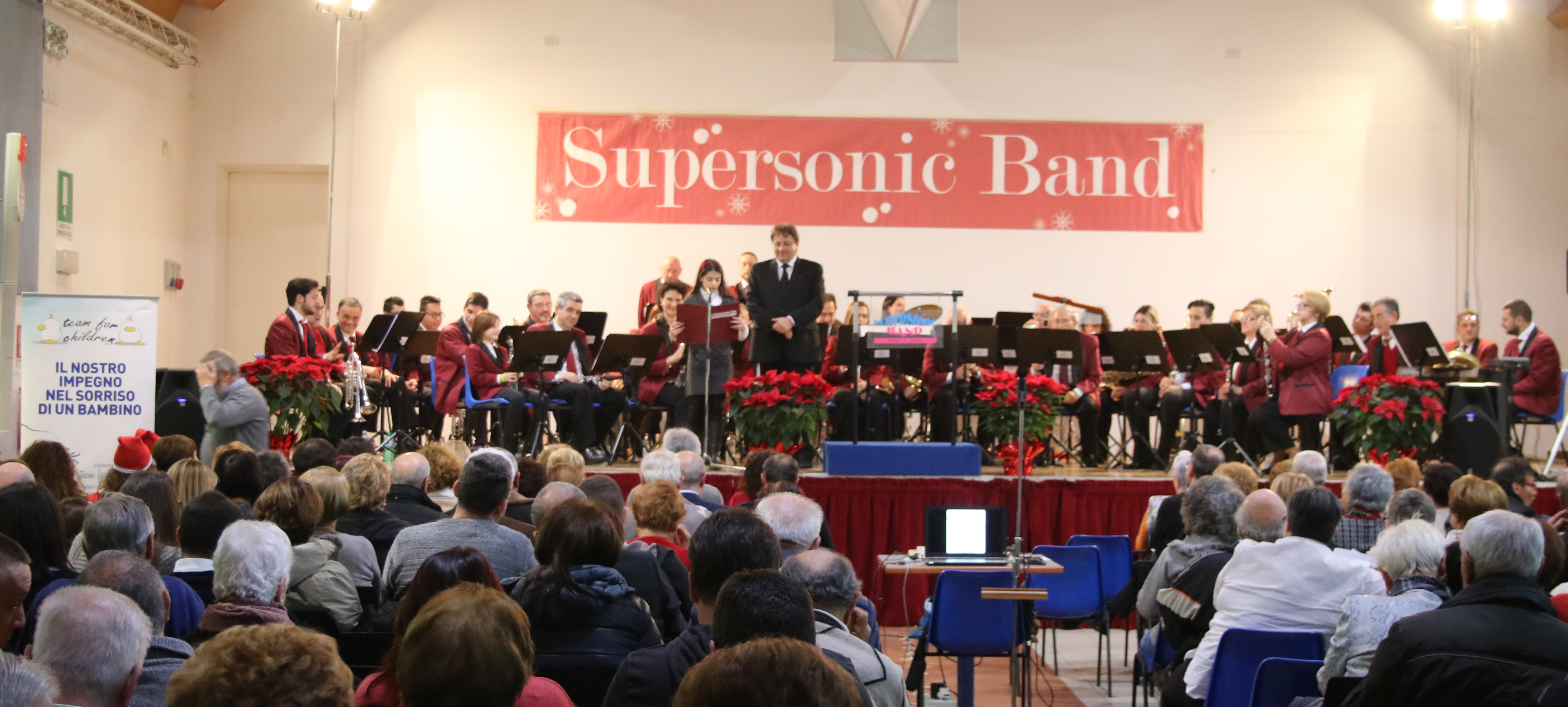 SUPERSONIC BAND 26-12-2017