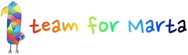 Logo team for Marta