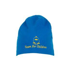 cappello_invernale_bambino_blu_fronte