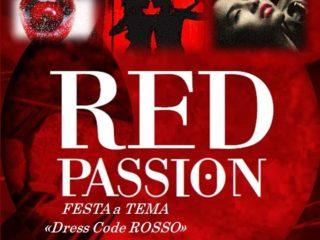 Red Passion Locandina